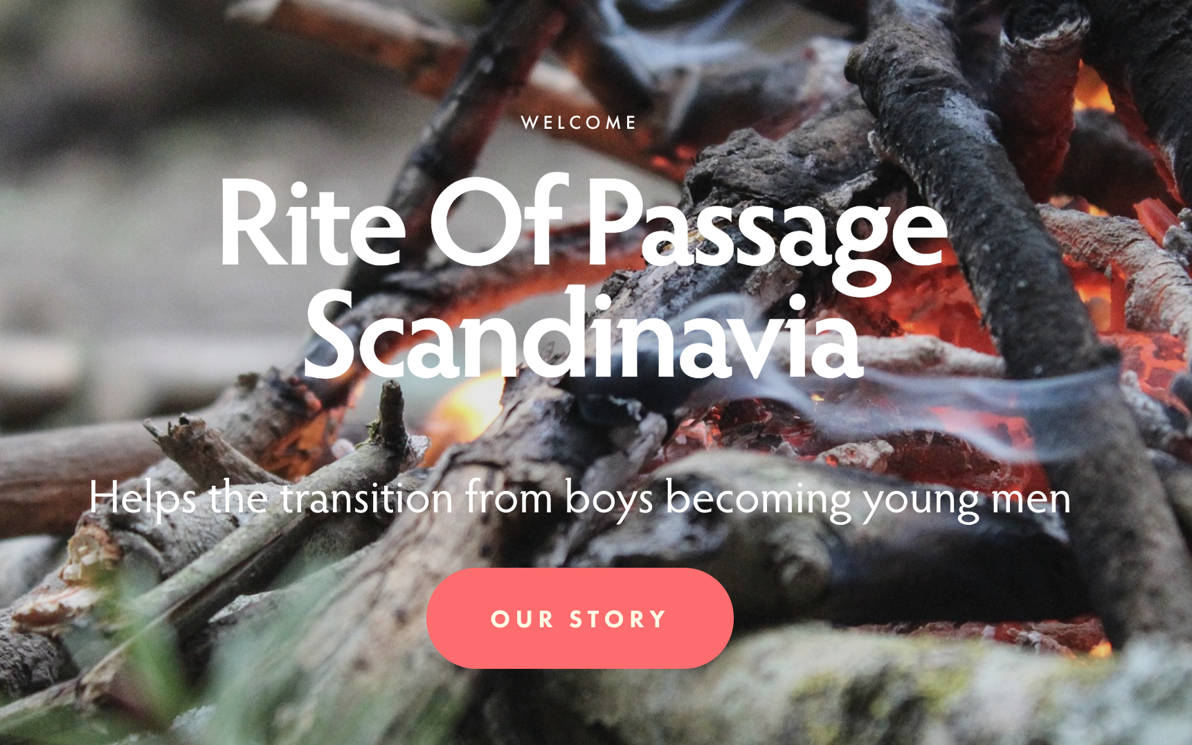 Webbsida Rites Of Passage Scandinavia